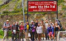 Camino Inca a Machu Picchu 2 dias