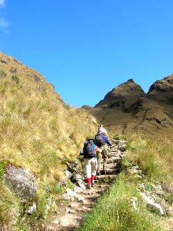tour camino inca