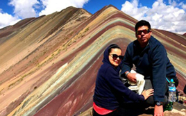 tour a la montaña de colores o vinikunca