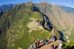 montaña de huayna picchu