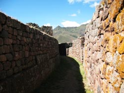 valle Sagrado de los incas